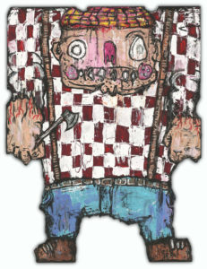 Buff Lumberjack by justinaerni