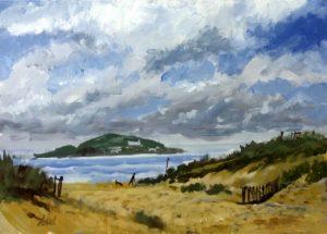 Burgh Island by Brian Ashpool