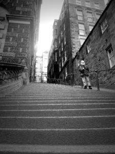 Edinburgh by Amy Barlow