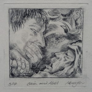 Cain and Abel by Tony Kenyon