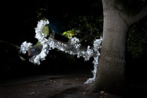 Tree Intervention by Anna Berry
