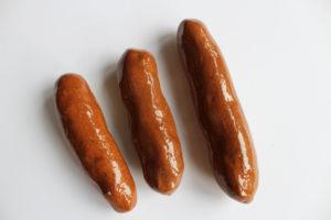 Sausages by Cameron Morgan