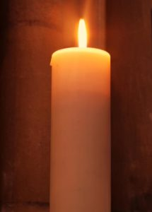 Candle bright by LouiseTopp