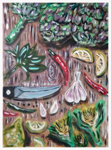 Carciofi e Limone by John Pipere