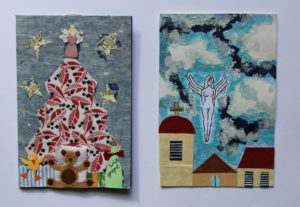 Christmas Cards by Romilly Jardine