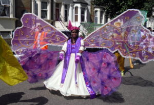 Flamboyan Carnival Princess by mumamafia