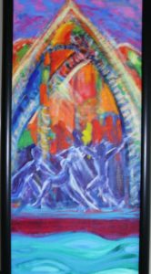 Cathedral Dance by Maureen Oliver