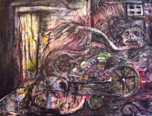 Death Bed by jack  oliver