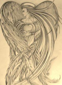 Angel by rachel henderson