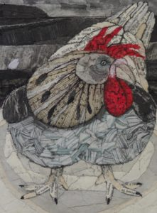 chicken #5 by Brian Kays