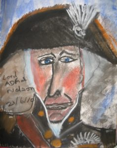 Lord Nelson by Chris Angell