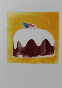 Christmas Pudding by Mel Coull