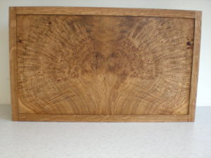 Oak Box by Sue Burbidge