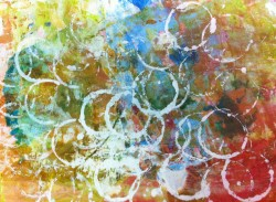 Circles 1 by alan keenan