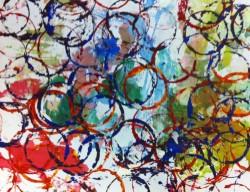 Circles 2 by alan keenan