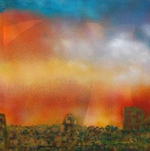 Fallen City by Sue Lyons