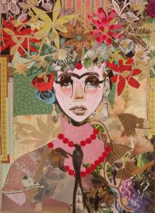 Frida by Claire Rudland
