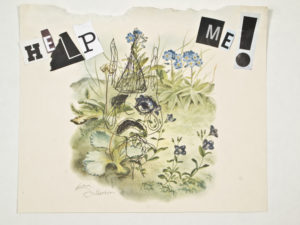 Help Me! by Clare Hogwood