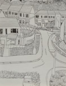 Ashridge Close by Clare Barnard