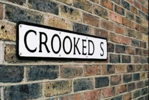 Crooked Street by Adam Hargate