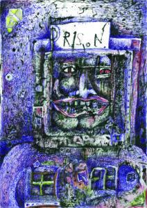 Prison head by jack  oliver