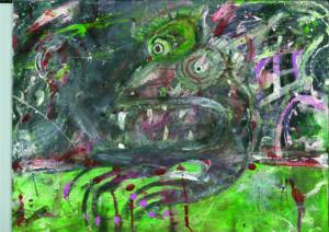 Dino by jack  oliver