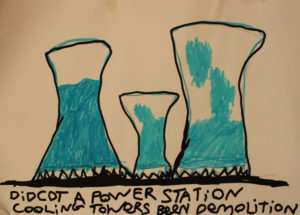 Cooling Towers by Lucy Skuce