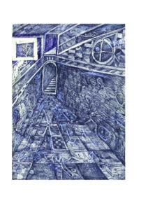 Corridor by jack  oliver