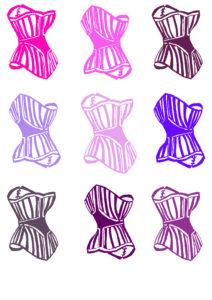 corsetry by Elizabeth Wingate