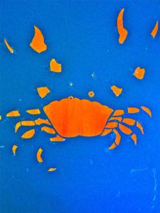 crab by Maximillian