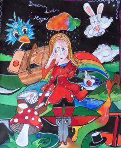 Alice by Suz Hemming