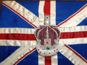 England versus the crown jewels by Elizabeth Wingate