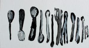 cutlery by Scott Smith