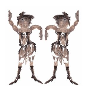 Cybele Dancers by Bree