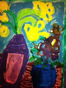 Daffodils by Maria Orsi