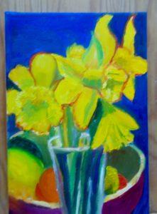 Daffodils by Maureen Oliver