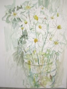Daisies by Emma Dunphy