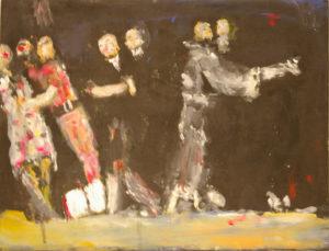 Dancing by Ralph Douglas