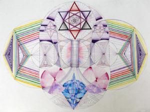 Metatronic Circuit by Daniel
