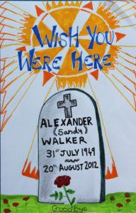 Wish you were here by david walker