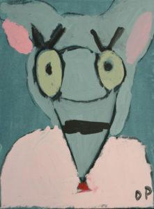 Mouse by Nina Dawn Pritchard