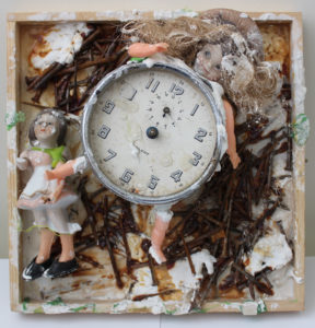 Sinking Time by dean warburton