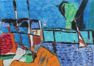 The Harbour by Debbie Lumb
