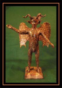 Demon boy by Kuriologist