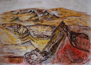 Desert by David Russell