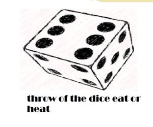 dice by Pauline Heath