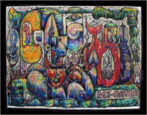 Dis-Mater by Howard B. Johnson Jr.