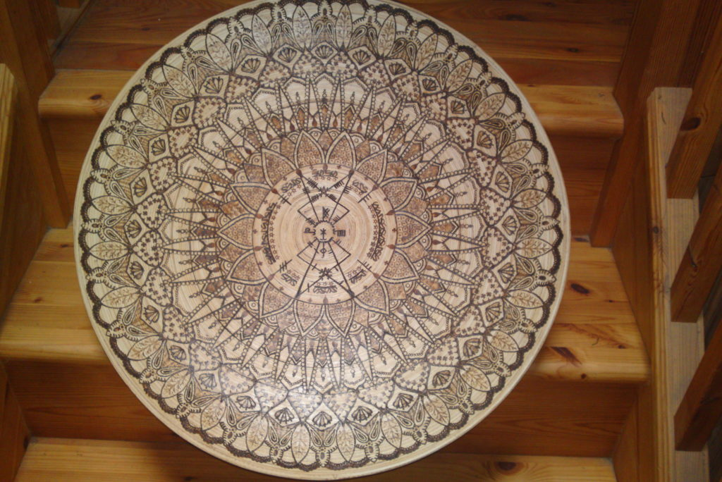 31213    5060    Ogham Worlds Mandala Plate of Abundance        7620