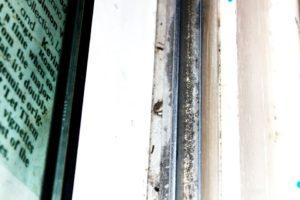 My Dirty Secret:Dusty window runners by My Dirty Secret pop up panel (side view)