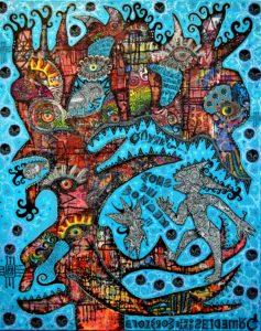 Dr Quark by Catnip Vixen